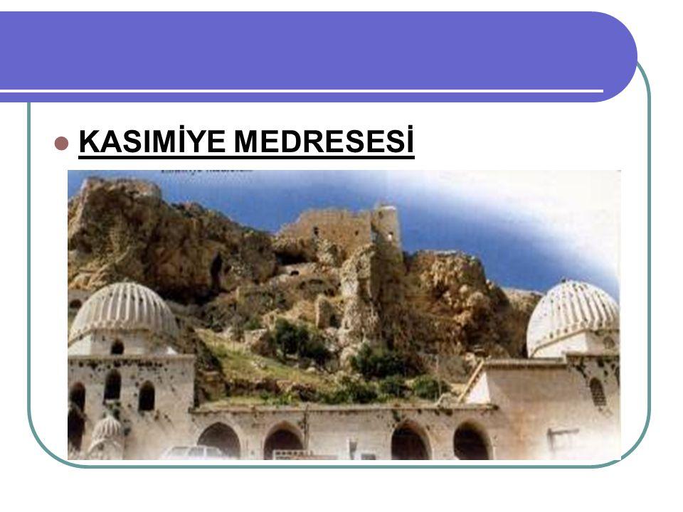 KASIMİYE MEDRESESİ