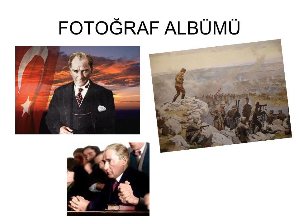 FOTOĞRAF ALBÜMÜ