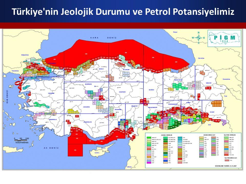 Türkiye de Petrol - 1954 yılından günümüze Petrole olan gereksinimin artması ve aramaların yetersiz bulunması noktasından hareketle 7 Mart 1954 tarihinde 6326 sayılı yeni Petrol Yasası çıkarılmış, böylece izlenen petrol politikasında yeni bir dönem başlamış ve bu yasa ile aramaların yerli ve yabancı özel girişim eliyle yapılması öngörülmüştür.