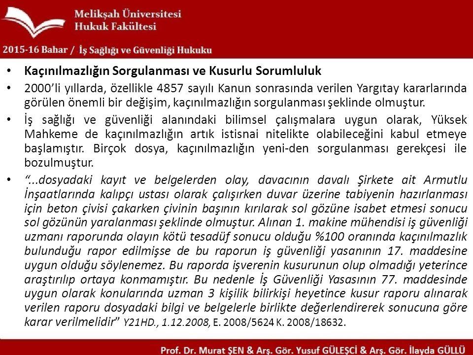 Maddi Tazminat Hesabı Yargıtay 21.