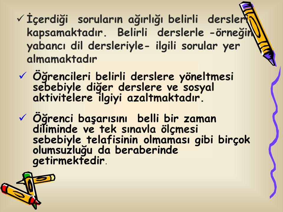 -Özürlü Adayların Sınav Süreleri OKS'de görme özürlü adaylara sınavda 30 dakika ek süre verilecektir.
