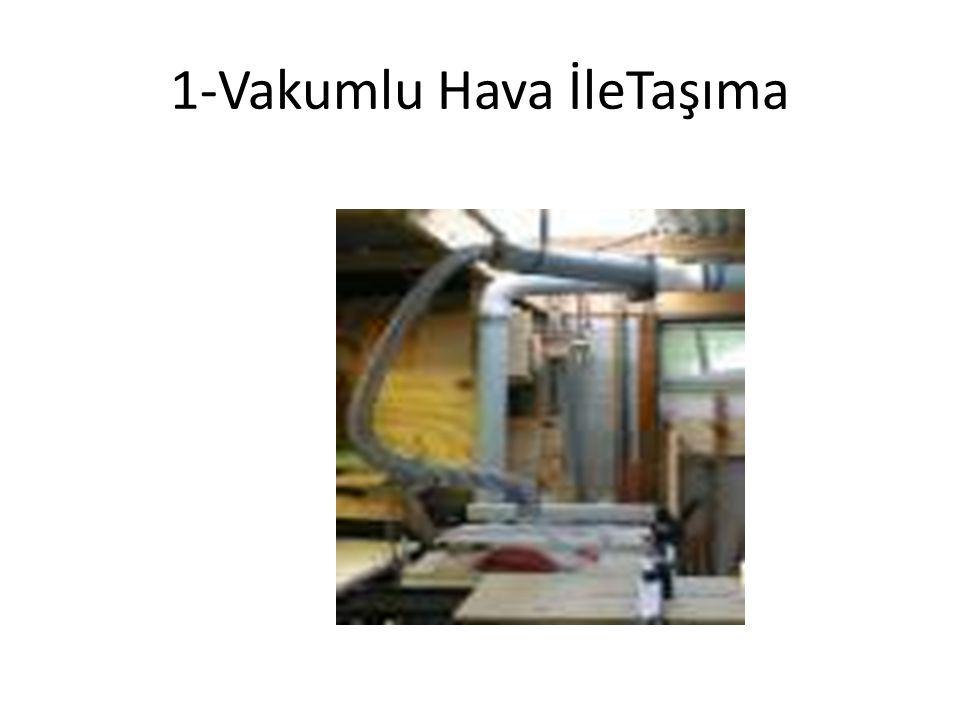 1-Vakumlu Hava İleTaşıma