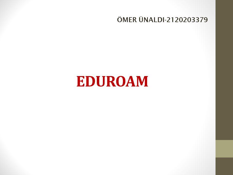 EDUROAM ÖMER ÜNALDI-2120203379