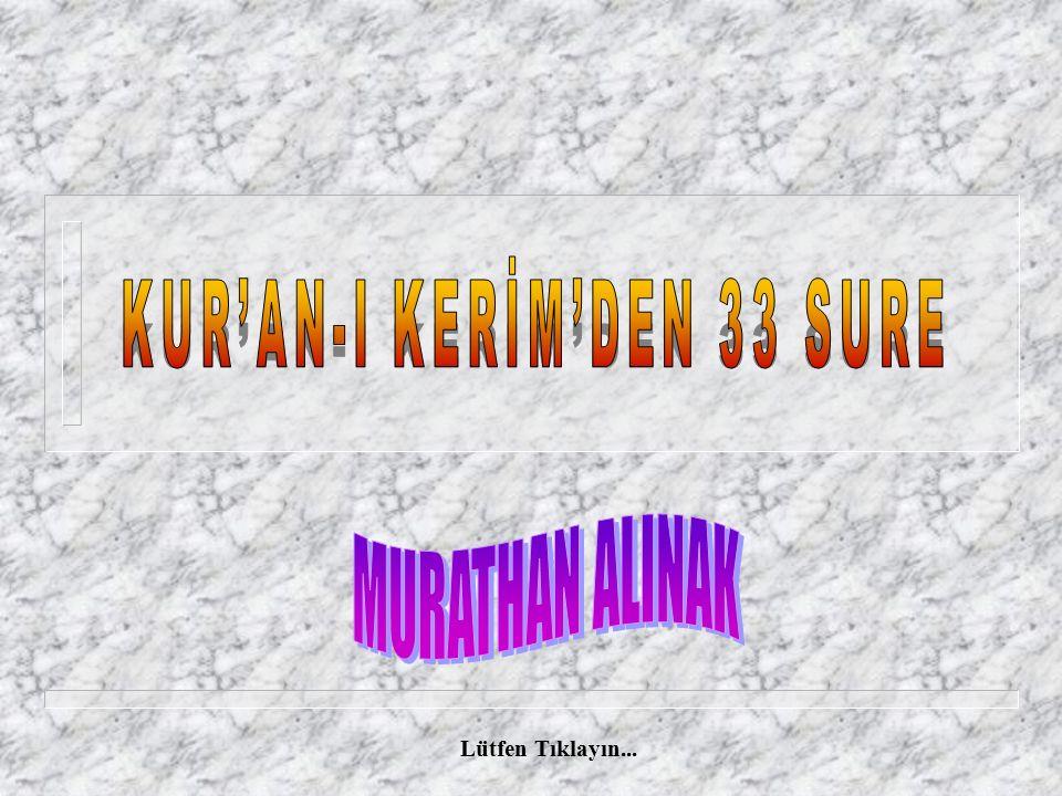 89.Fecr (Şafak) Suresi (1-11) Başlıyor Rahman ve Rahim Olan ALLAH'ın adıyla, 1.