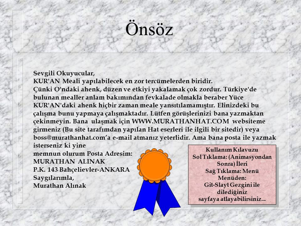 Copyright-2005 Murathan Alınak Her Hakkı Mahfuzdur.