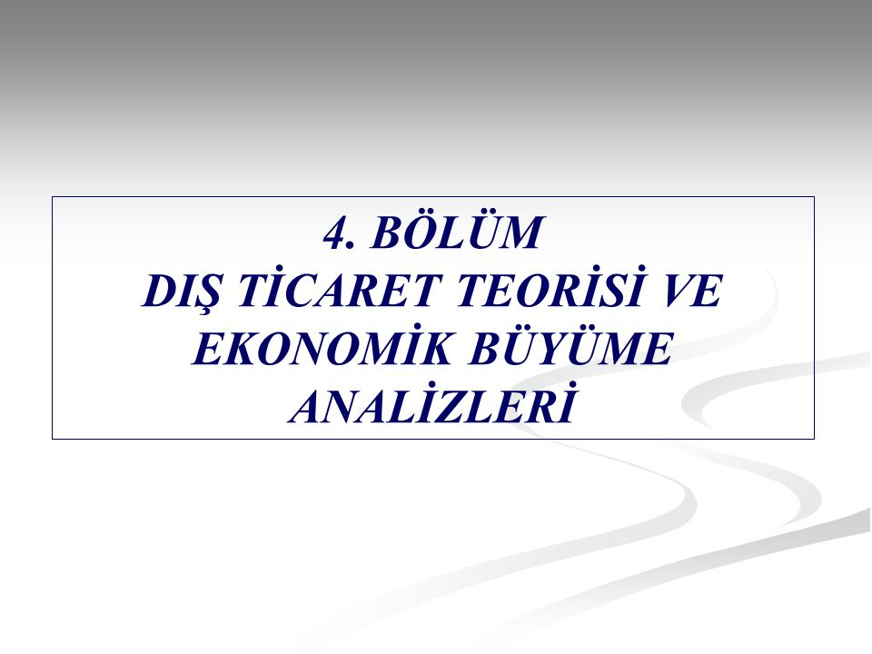 x F F F1F1 F1F1 x2x2 x1x1 0 Sermaye Emek b b1b1 b b1b1 Grafik 4.5.