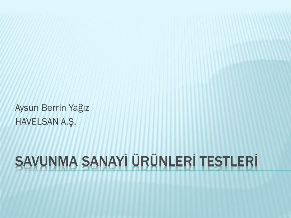 Türk savunma sanayi, son yıllarda yaptığı büyük atılımla birçok alanda başarılı projeleri hayata geçirdi.