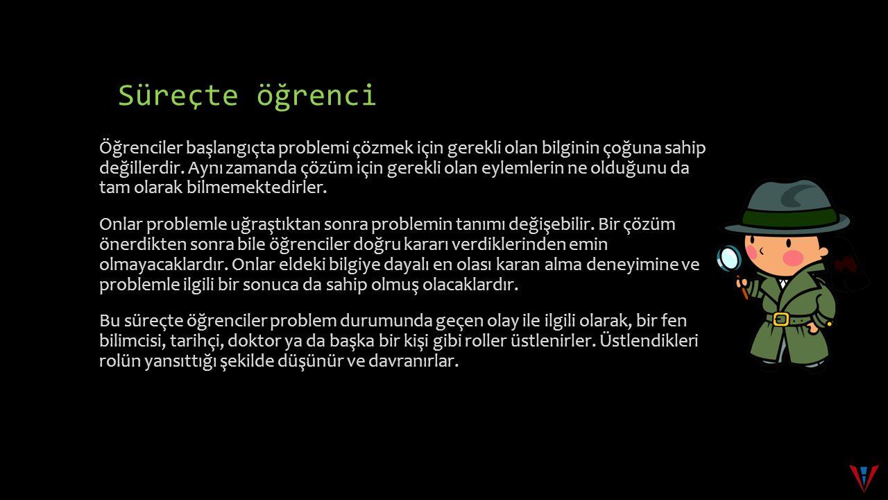 Başvurular Kaptan, F., & Korkmaz, H.(2001). Fen Egıtımınde Probleme Dayalı Ögrenme Yaklaşımı.