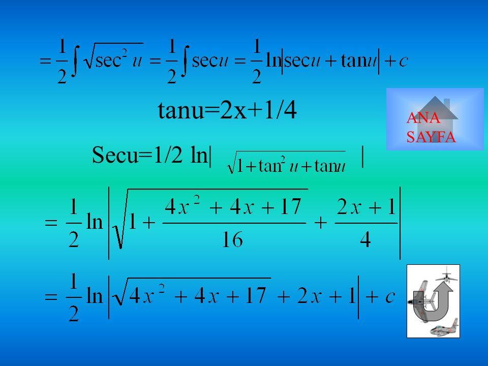 =(2x+1) 2 +4 2 DEVAMI ANA SAYFA