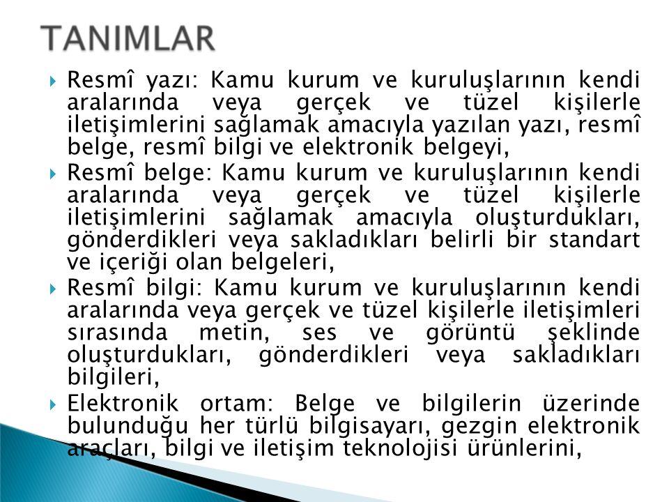 Kenan BİLEN İlçe Milli Eğitim Müdürü V.Ramazan AŞKIN İlçe Milli Eğitim Müdürü a.