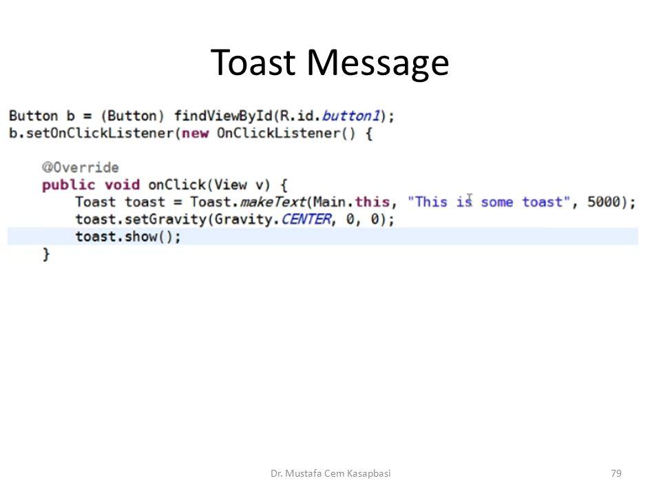 Toast Message Dr. Mustafa Cem Kasapbasi79