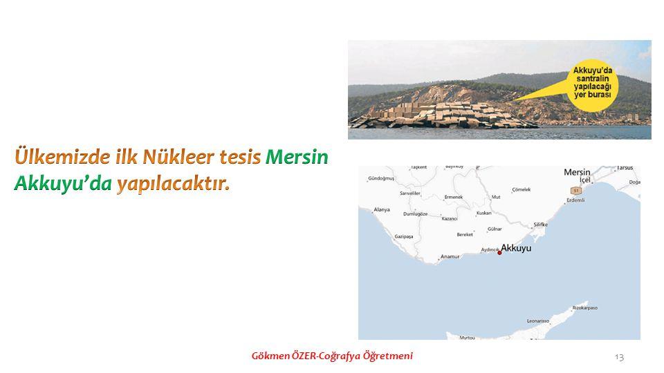 Gökmen ÖZER-Coğrafya Öğretmeni13
