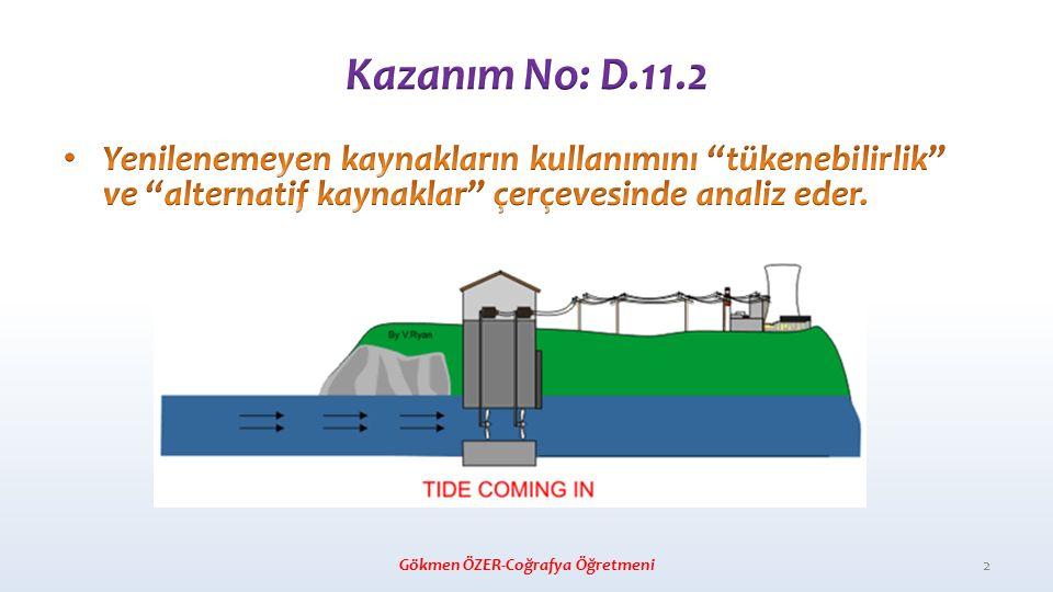 Gökmen ÖZER-Coğrafya Öğretmeni33