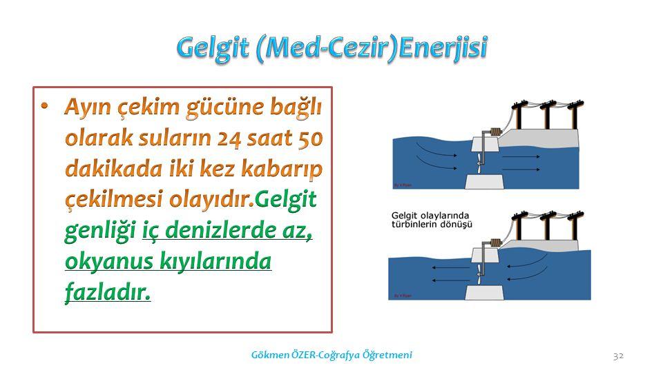 Gökmen ÖZER-Coğrafya Öğretmeni32