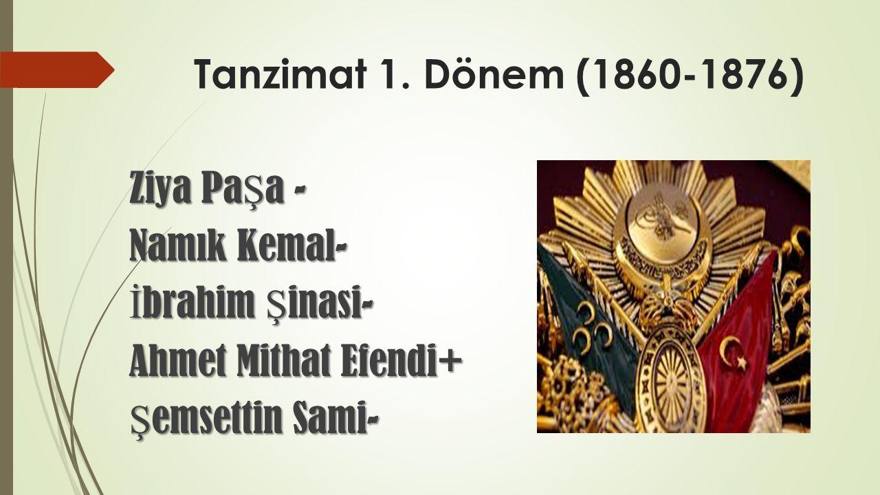 Tanzimat 1.