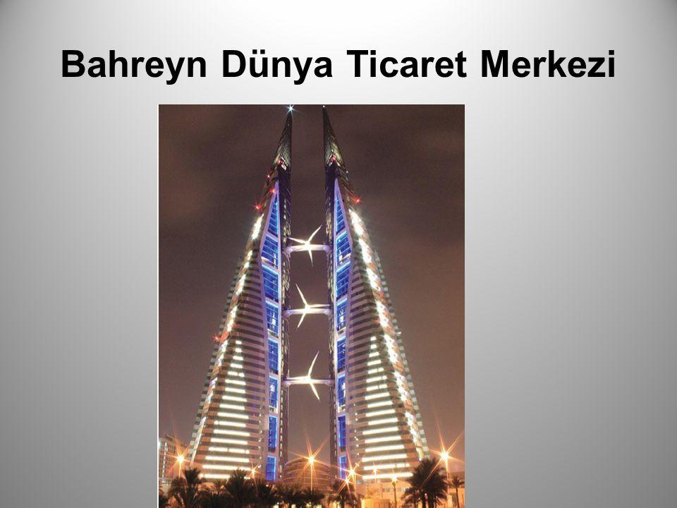 Bahreyn Dünya Ticaret Merkezi