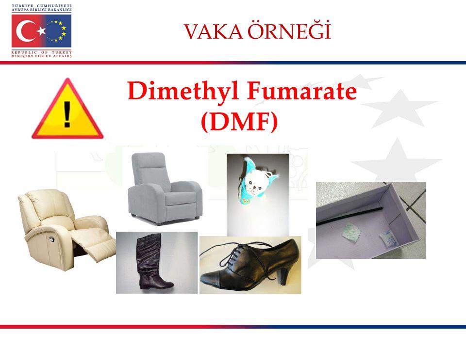 VAKA ÖRNEĞİ Dimethyl Fumarate (DMF)