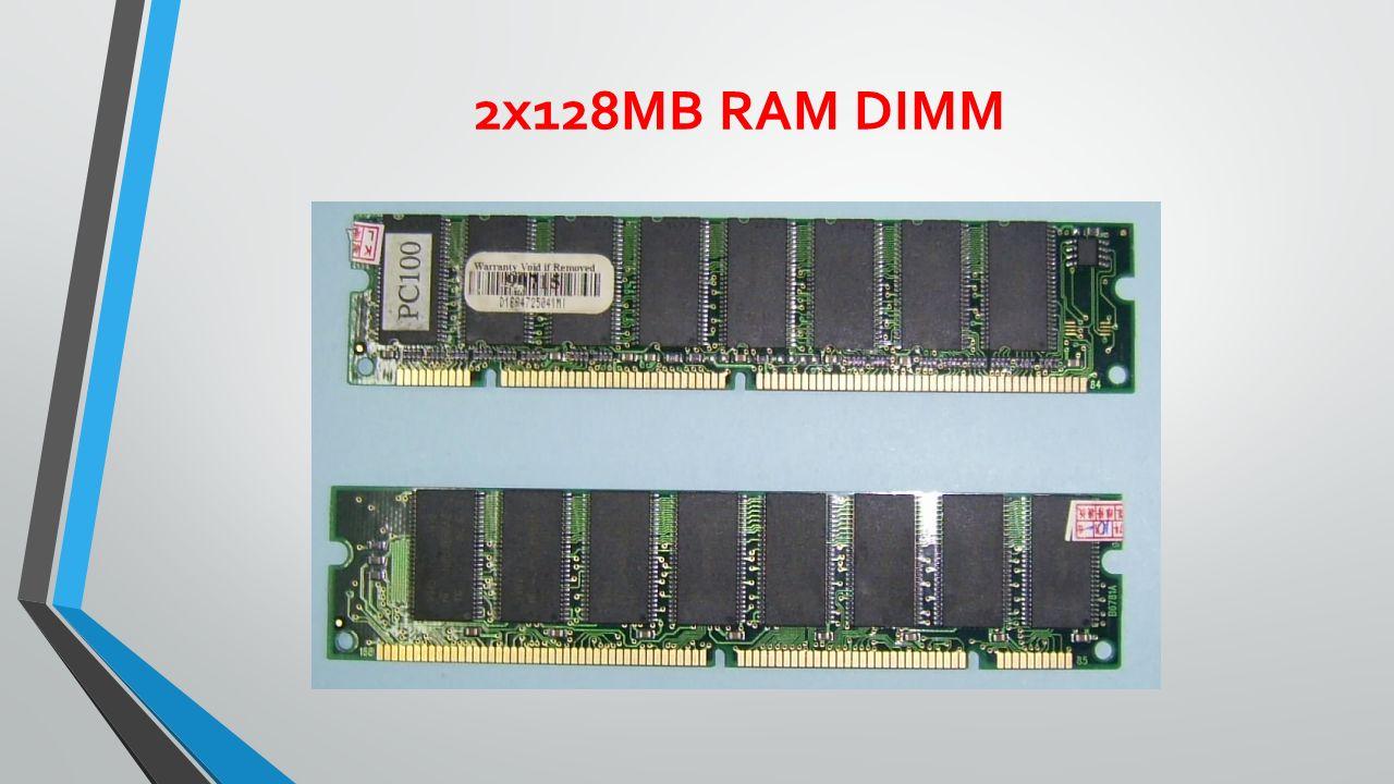 2x128MB RAM DIMM