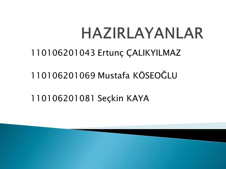  Atık kızartma yağlarının metil esteri olarak kullanılması Türkiye açısından değerlendiğinde şu sonuçlar çıkmaktadır; Türkiye dizel yakıtına alternatif bir yakıt üretebilecek kapasiteye sahiptir.