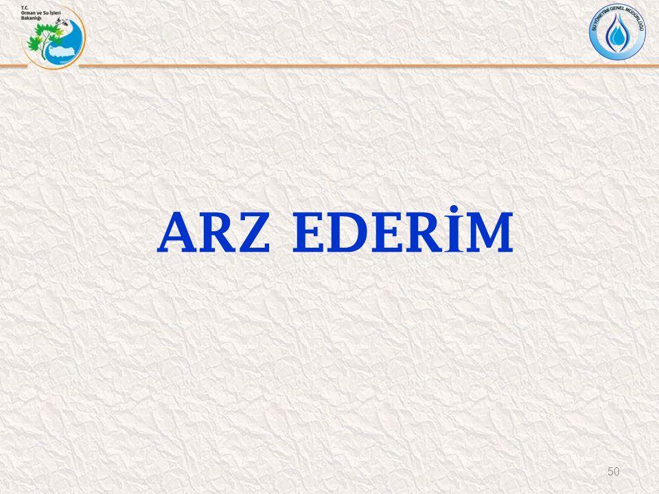 50 ARZ EDER İ M
