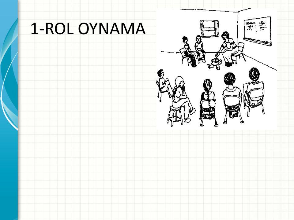 1-ROL OYNAMA