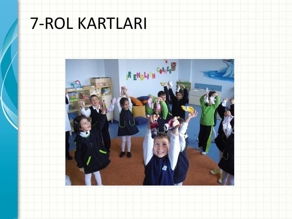 7-ROL KARTLARI
