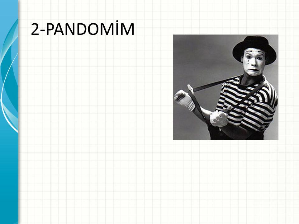 2-PANDOMİM