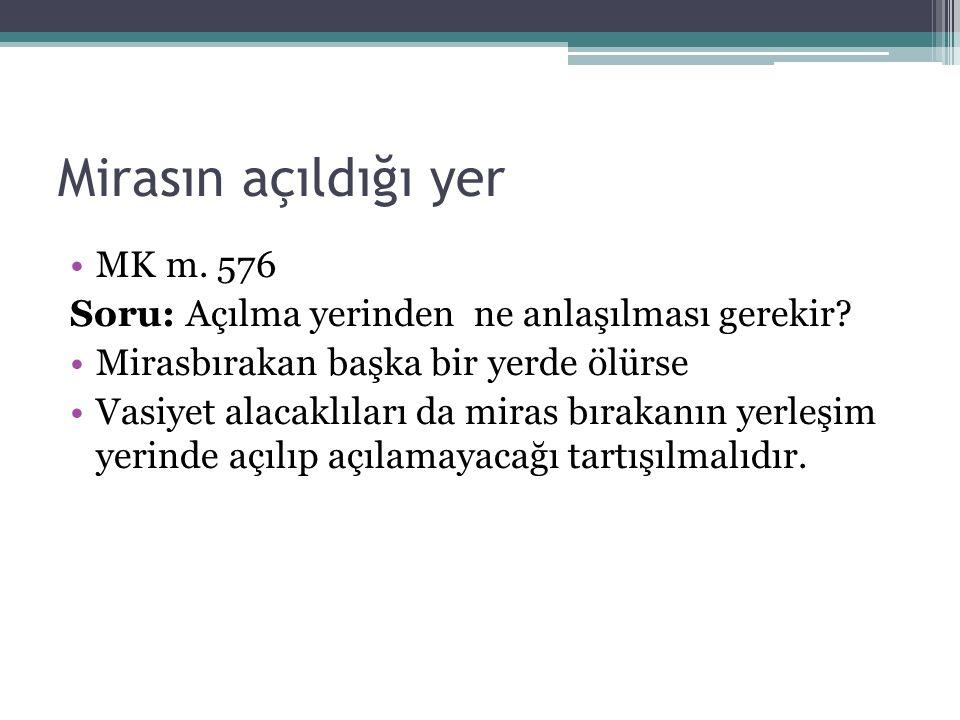 Tebliğ MK m.597.