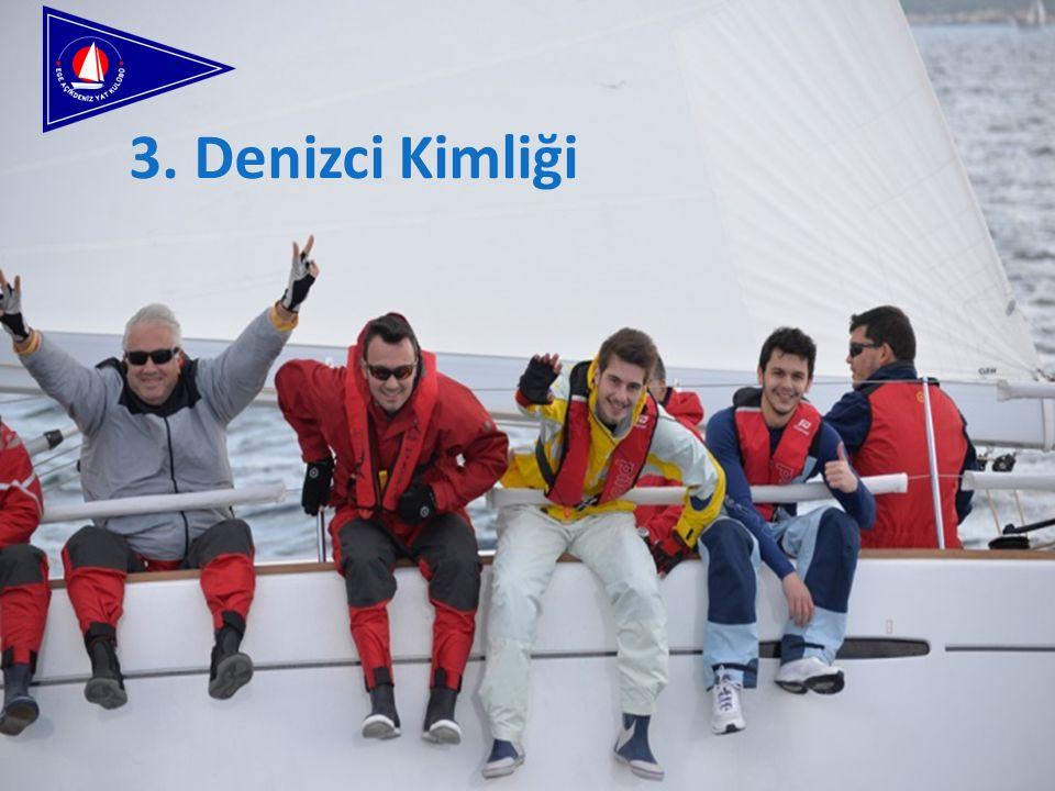3. Denizci Kimliği