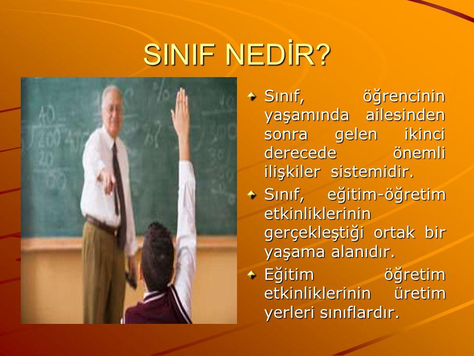 Sınıfta Disipline İlişkin Yaygın Yanlış İnanışlar Kural öğretimi kesin olarak bir sorundur.