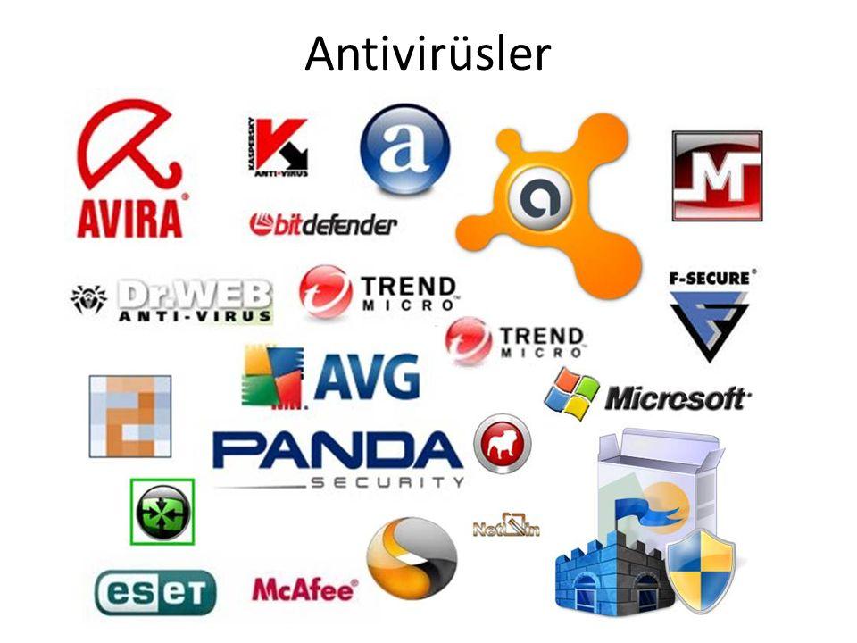 Antivirüsler
