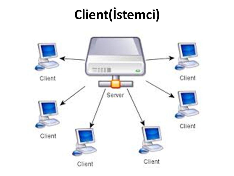 Client(İstemci)