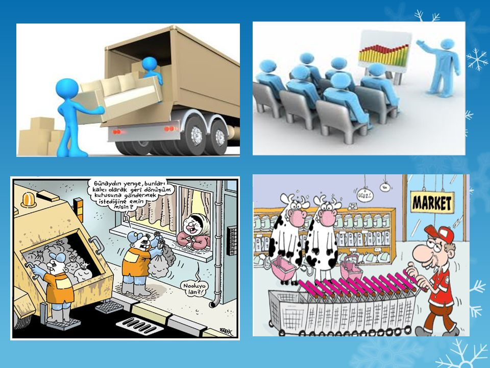 ÜRÜN CİNSİNE GÖRE  Demir-çelik üretimi  Kömür üretimi  Çelik eşya üretimi  Elektronik eşya üretimi  Ahşap ürün üretimi  Tekstil üretimi ÜRETİM YÖNTEMLERİNE GÖRE  Analitik Üretim  Sentetik Üretim  Fabrikasyon Üretim  Montaj Üretim ÜRETİM MİKTARI VEYA AKIŞINA GÖRE  Sürekli (seri) Üretim  Siparişe Göre Üretim  Karma Üretim  Proje Tipi Üretim