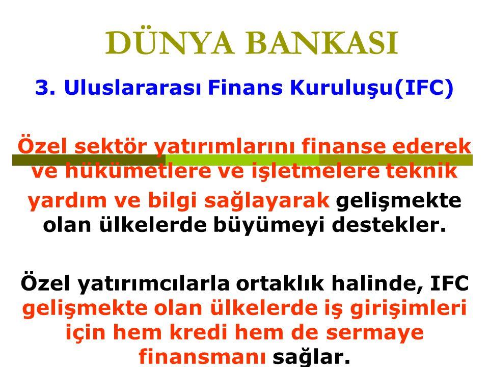 DÜNYA BANKASI 3.