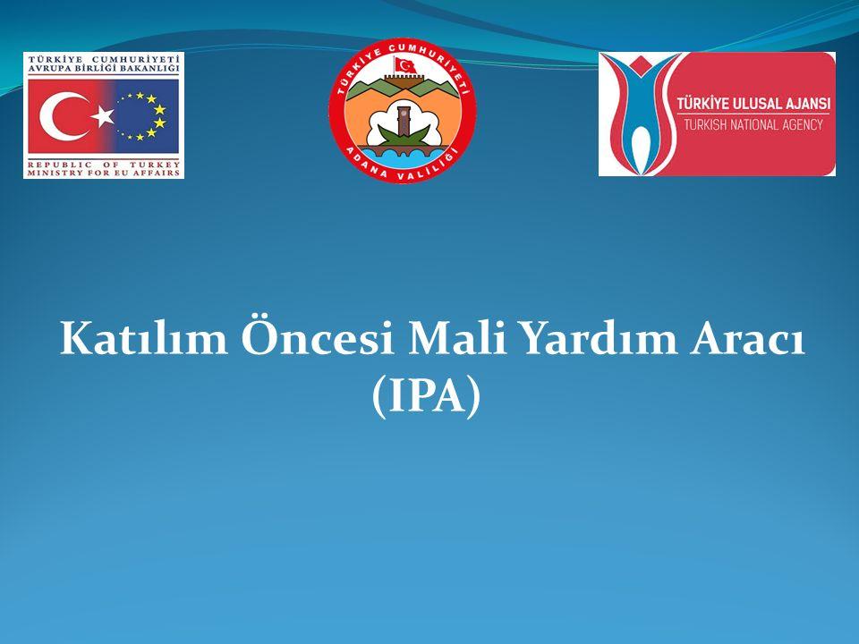 Katılım Öncesi Mali Yardım Aracı (IPA)