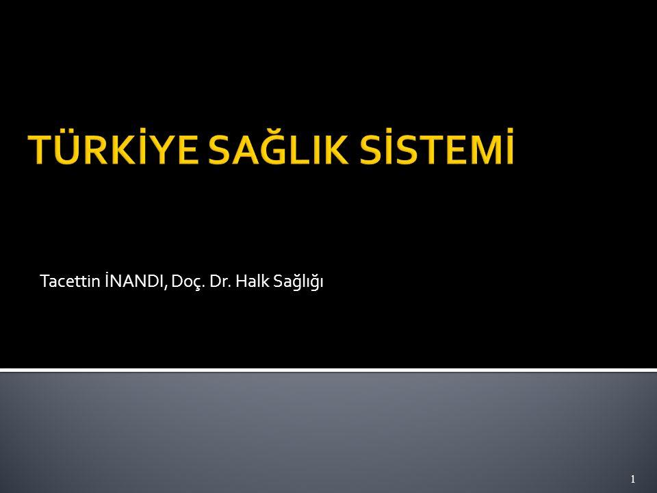  Sistem kavramı  Sağlık siteminin bileşenleri  Sağlık sisteminin belirleyicileri  Dünyada sağlık sistemleri  Türkiye Sağlık Sisteminin özellikleri 2