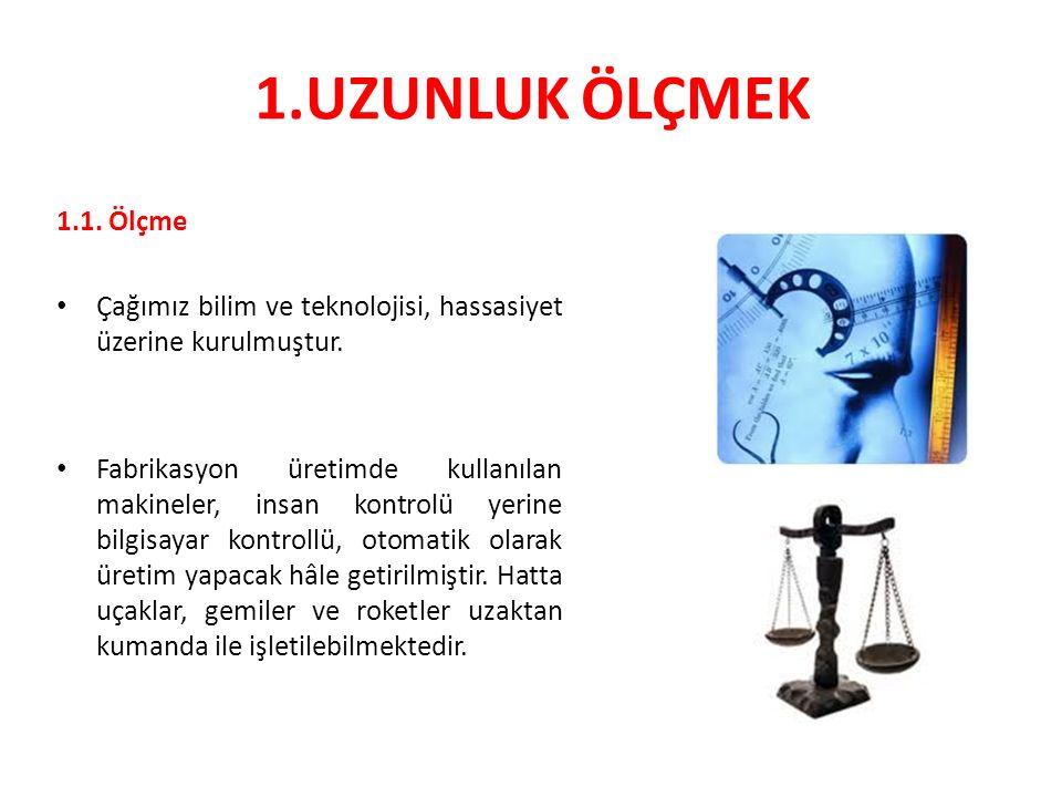 3.1.5.Kontrol Pleytleri Bu işlemlere göre de pleytin hassasiyeti artar.