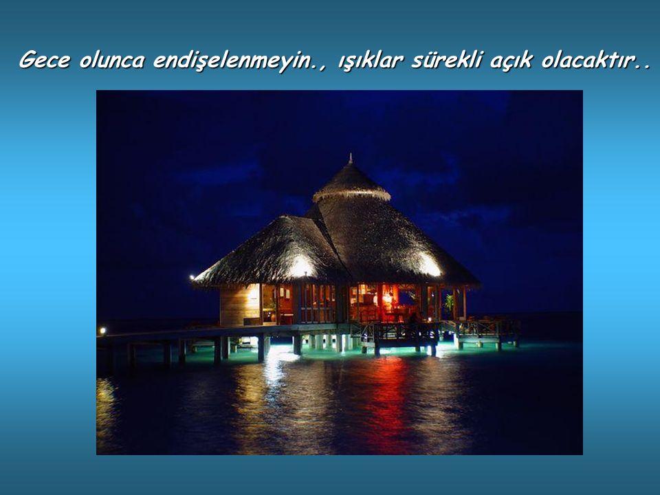 Gecenin gizemi ile okyanusun sessizliğini birleştirdik… birleştirdik…