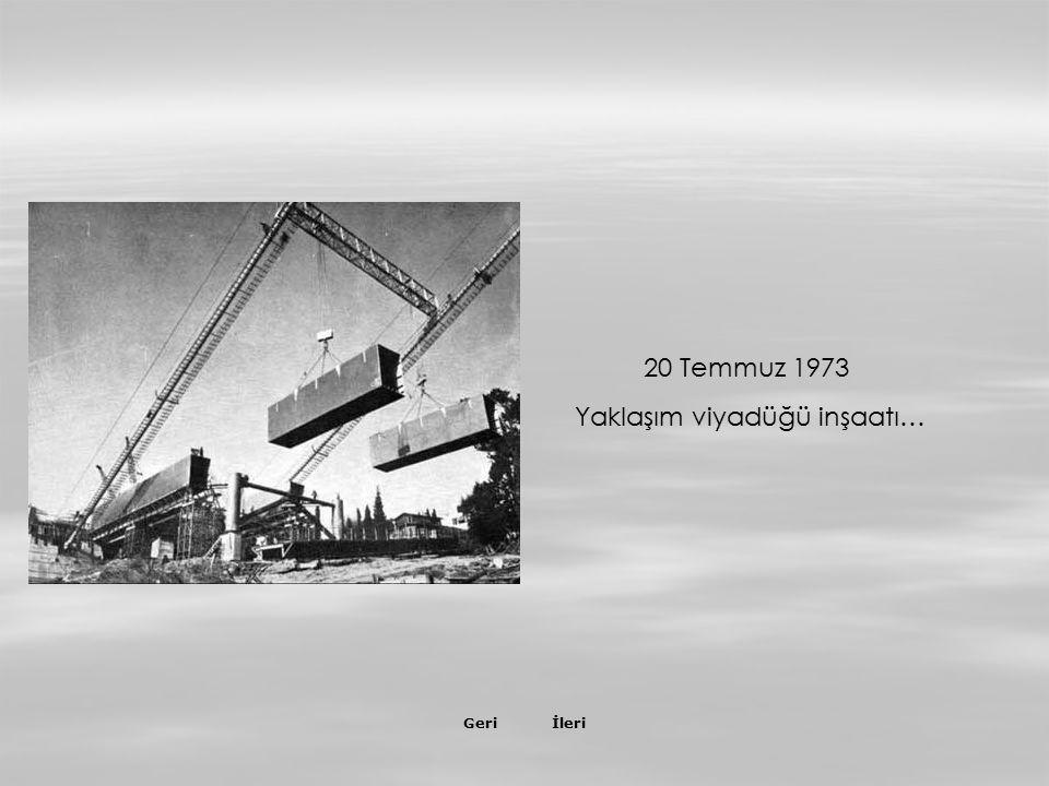 İleriGeri Ortaköy Yaklaşım viyadüğü inşaatı (Lido'nun yanı)