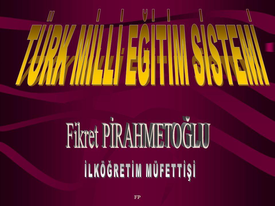 FP Latin Harflerinin Türk Diline uygulanabileceğine ilişkin görüşler verildi.