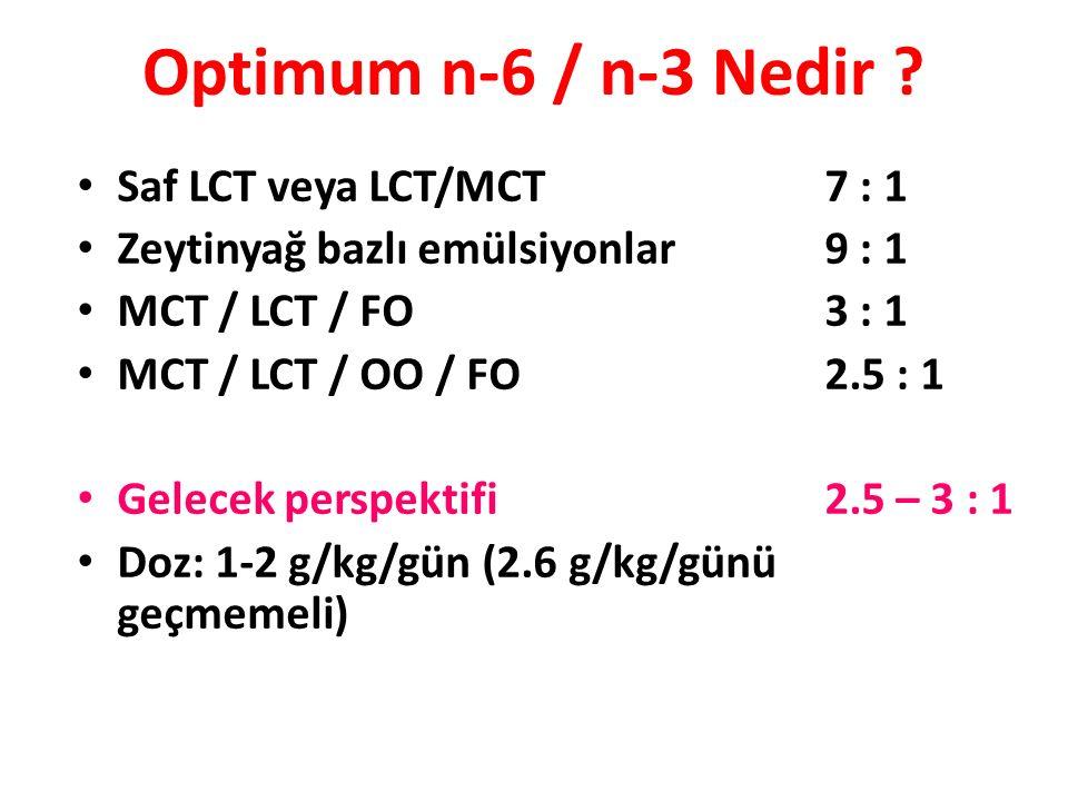 Optimum n-6 / n-3 Nedir .