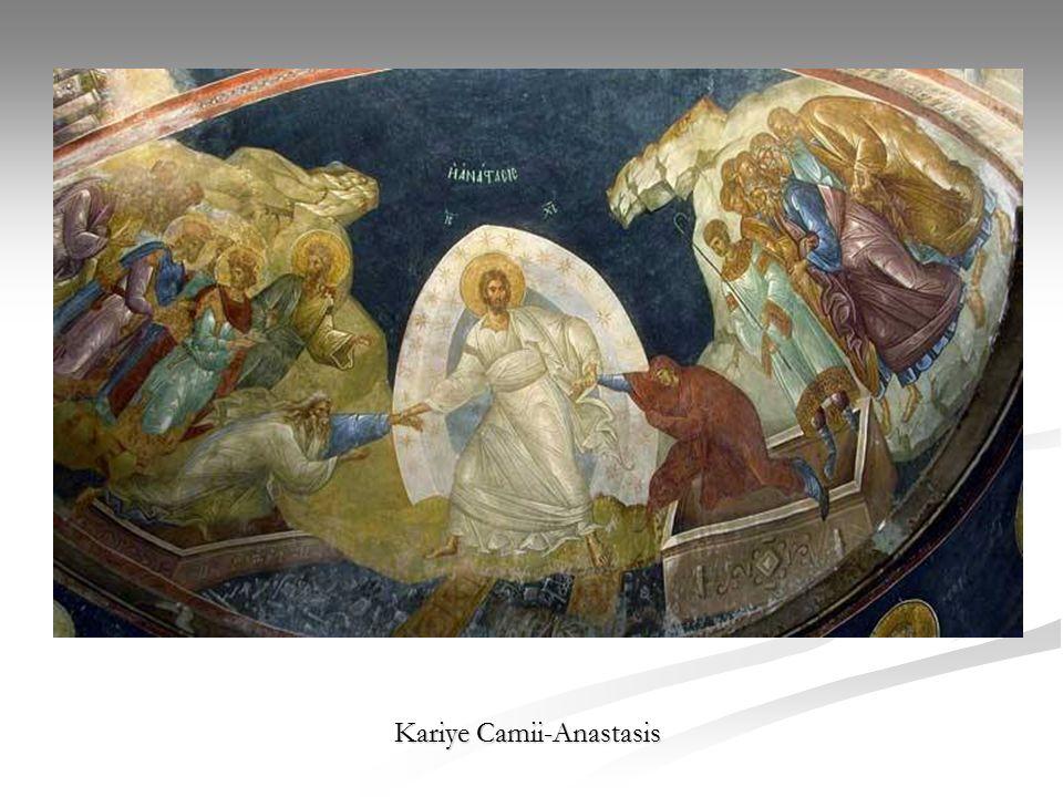 Kariye Camii-Anastasis