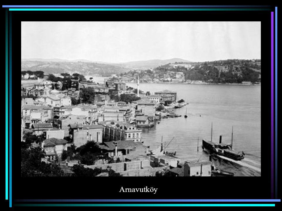 Büyükada'da Deniz Hamamları,Calipso Oteli ve Giacomo Oteli