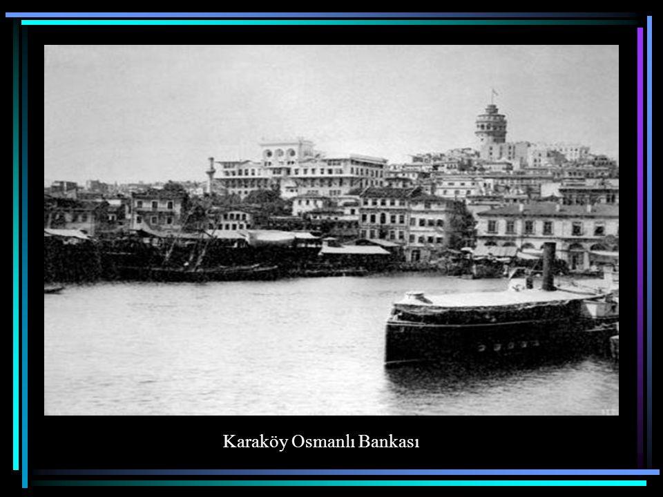 Karaköy Osmanlı Bankası