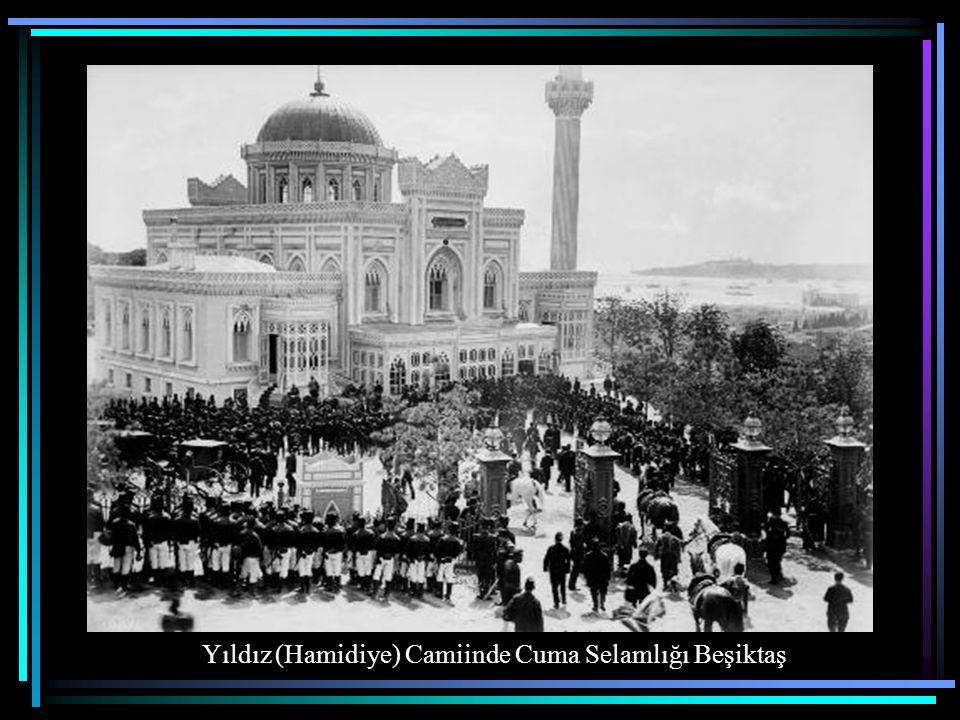 Selamlık Resm-i Alisi Beşiktaş