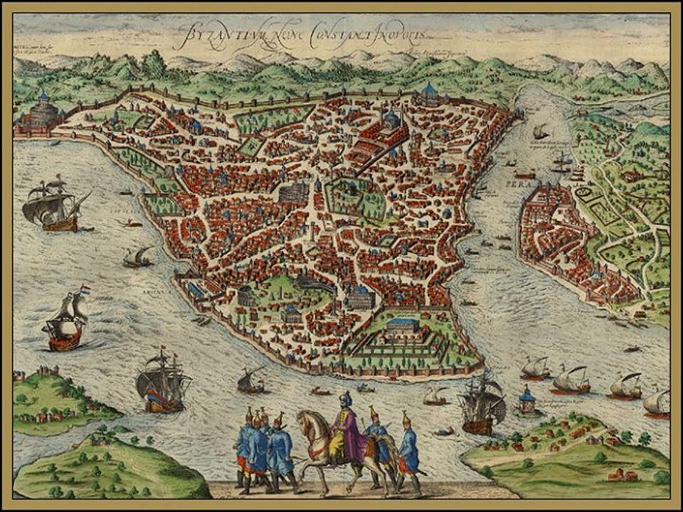 1- Osmanlı Devleti Yükselme dönemine girmiştir.2- Başkent Edirne den İstanbul a taşınmıştır.