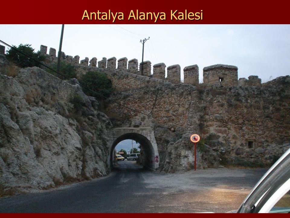 Antalya Alanya Kalesi