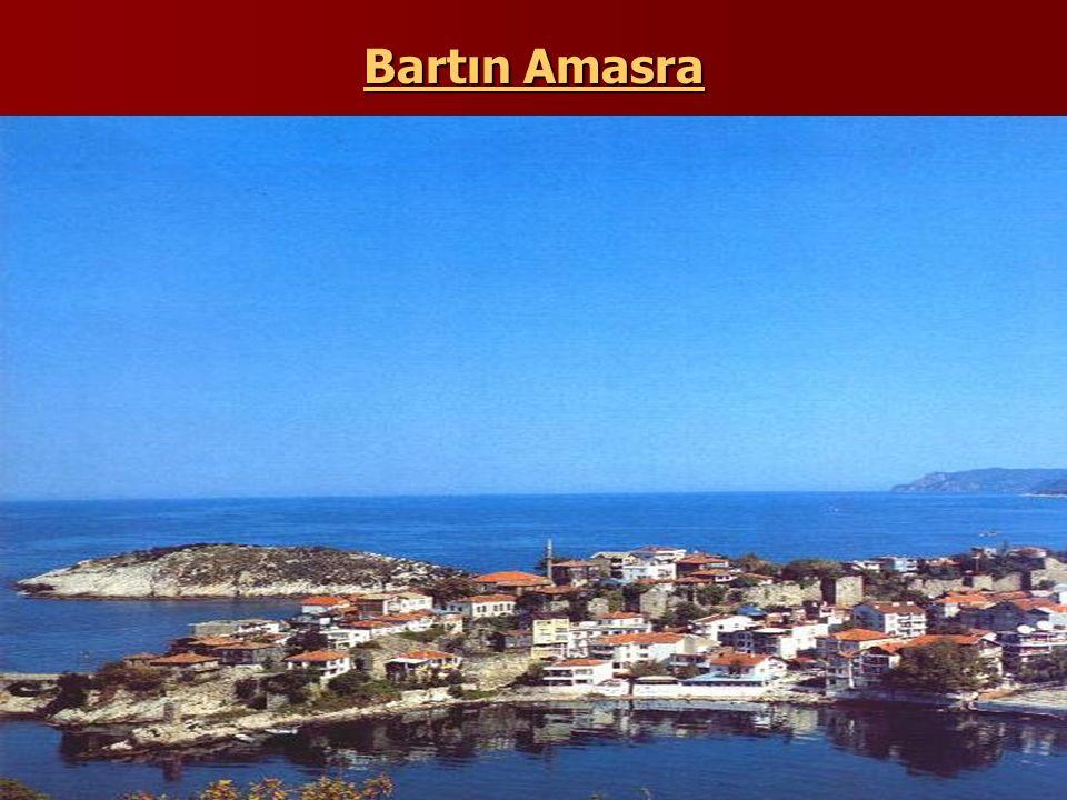Bartın Amasra