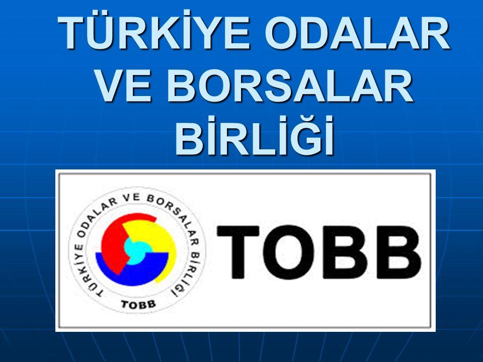 TOBB nedir .