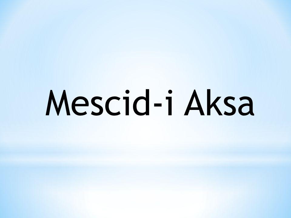 Mescid-i Aksa